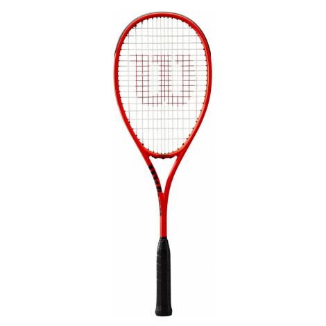 Squashová raketa Wilson Pro Staff UL Red/Black