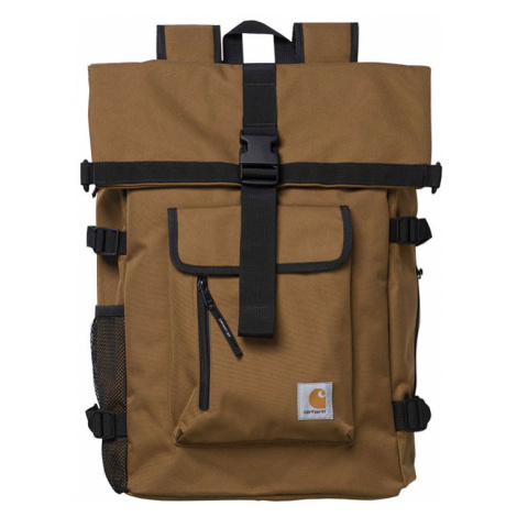 Carhartt WIP Philis Backpack Hamilton Brown-One size hnedé I026177_HZ_00-One-size