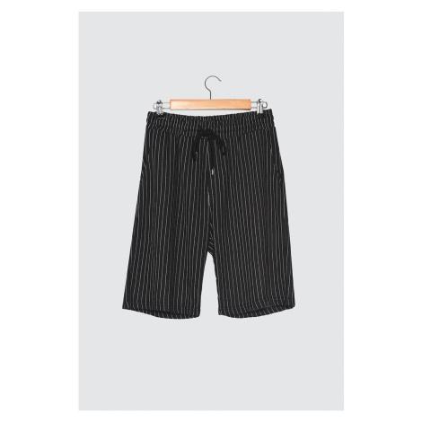 Trendyol Black Men's Shorts & Bermuda