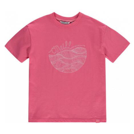 O'Neill LG HARPER T-SHIRT ružová - Dievčenské tričko