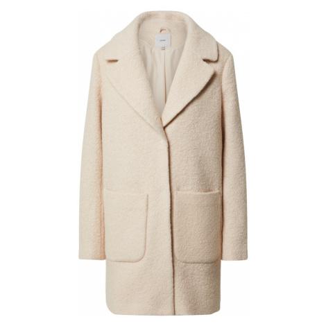 ICHI Prechodný kabát  béžová