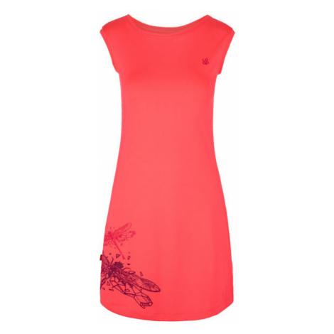 Loap MINON ružová - Dámske športové šaty