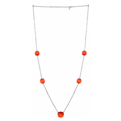 Morellato Krásny náhrdelník zdobený mačacím okom Gemma SAKK107