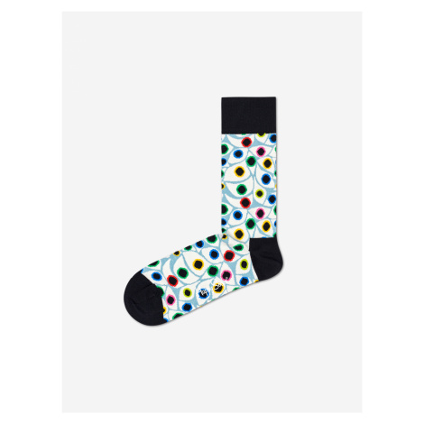 Organic Eyes Ponožky Happy Socks Farebná