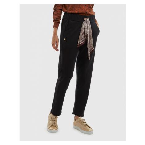 Tepláky La Martina Woman Hvy Jersey Jogging Pants