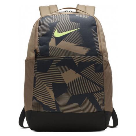 Nike BRASILIA M TRAINING BPK hnedá - Športový batoh