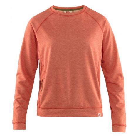 Fjällräven High Coast Lite Sweater W -XS červené F83505-333-XS