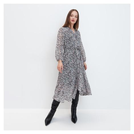Mohito - Šaty s kvetinovým vzorom - Viacfarebná