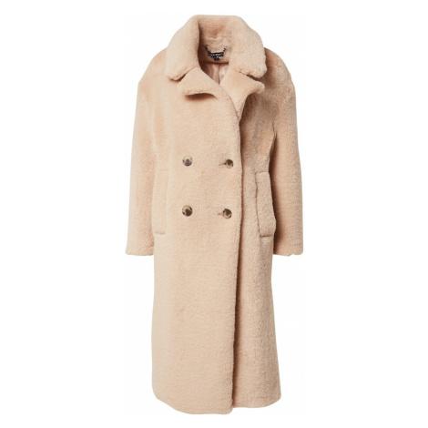 Whistles Prechodný kabát  svetlobéžová