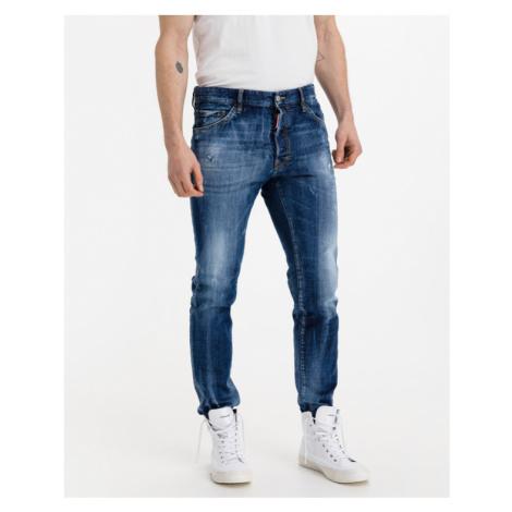 DSQUARED2 Jeans Modrá Dsquared²