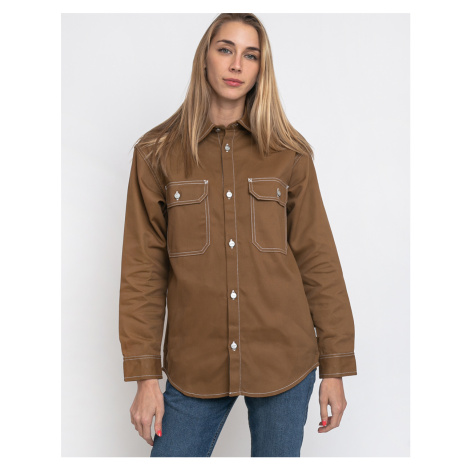 Carhartt WIP Great Master Shirt Hamilton Brown