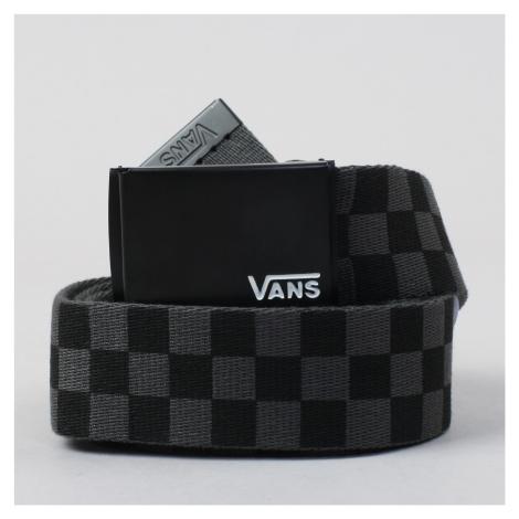 Vans Deppster II Web Belt čierny tmavošedý