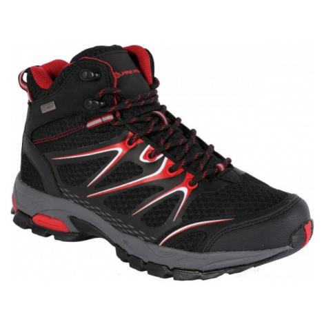 ALPINE PRO STEF čierna - Pánska obuv
