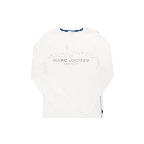 Little Marc Jacobs Blúzka W25392 Béžová Regular Fit