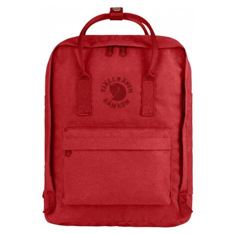 Fjällräven Re-Kånken Red-One size červené F23548-320-One size