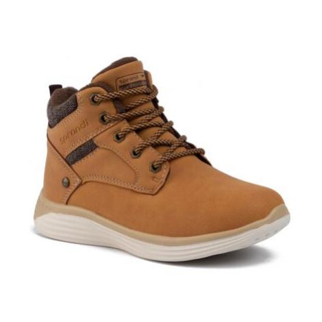 Šnurovacia obuv SPRANDI EARTH GEAR CP07-81162-01 Ekologická koža/-Ekologická koža
