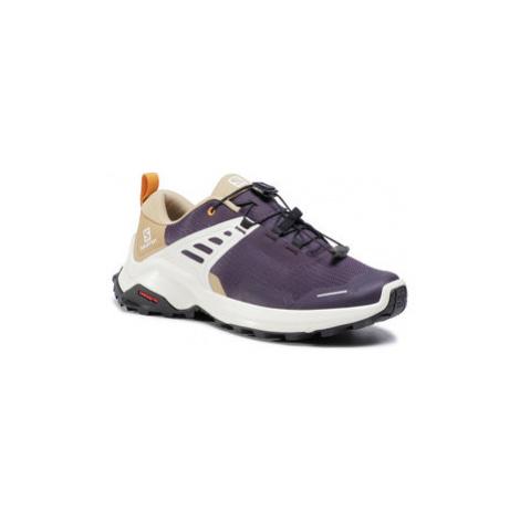 Salomon Trekingová obuv X Raise W 411088 20 M0 Fialová