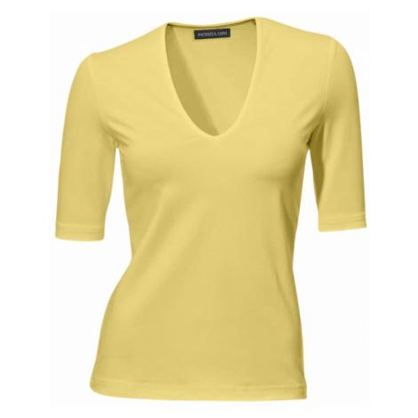 Ashley Brooke by heine Tričko  citrónová žltá