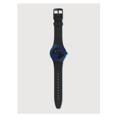 Hodinky Swatch SUTB403 Čierna