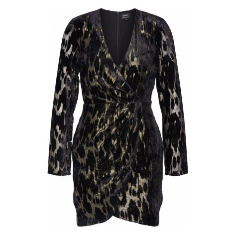 Bardot Šaty 'ARIELA'  čierna