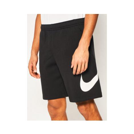 Nike Športové kraťasy Club Short Bb BV2721 Čierna Standard Fit