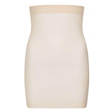 MAGIC Bodyfashion Korzetové šaty  krémová