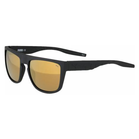 PUMA Slnečné okuliare  čierna