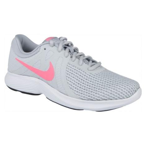 Nike REVOLUTION 4 sivá - Dámska bežecká obuv