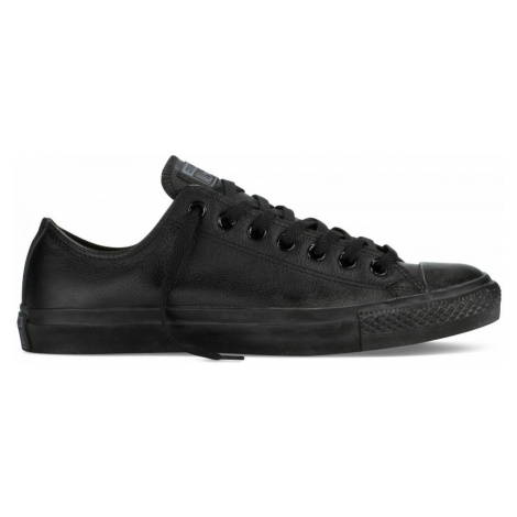 Converse Chuck Taylor Leather-12 čierne 135253C-12