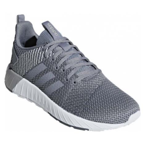 adidas QUESTAR BYD sivá - Pánska voľnočasová obuv