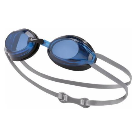 Nike REMORA modrá - Plavecké okuliare