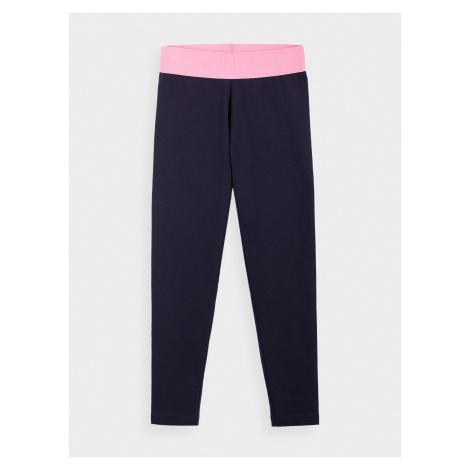 Dievčenské športové nohavice 4F
