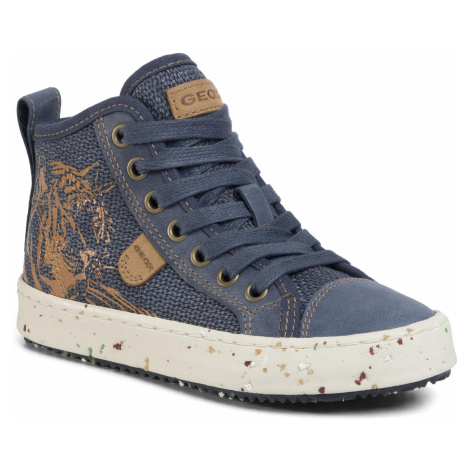 Sneakersy GEOX - J Alonisso B. F J022CF 010CL C4002 M Navy