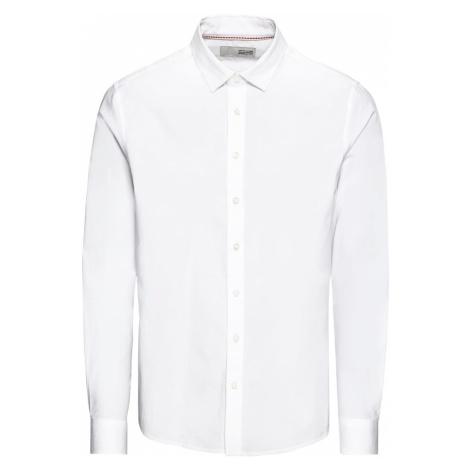 !Solid Košeľa 'Tyler'  biela