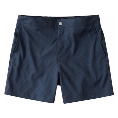 Abercrombie & Fitch Plavecké šortky 'Resort'  námornícka modrá