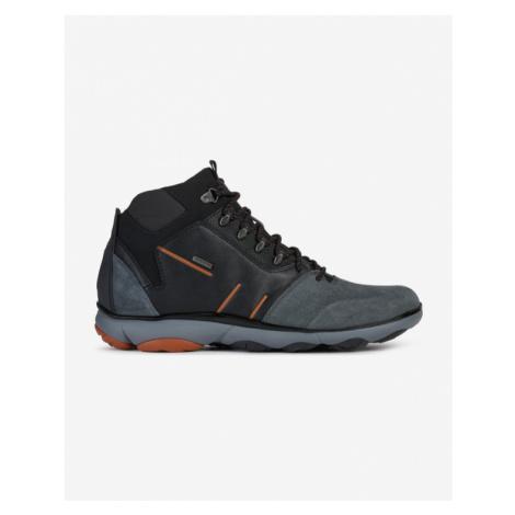 Geox Nebula 4X4 ABX Členkové topánky Modrá Šedá