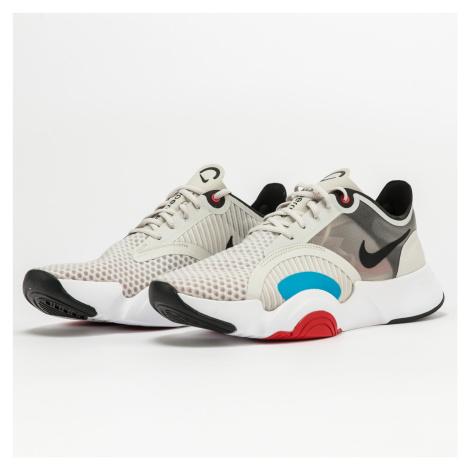 Nike Superrep GO light bone / black - white