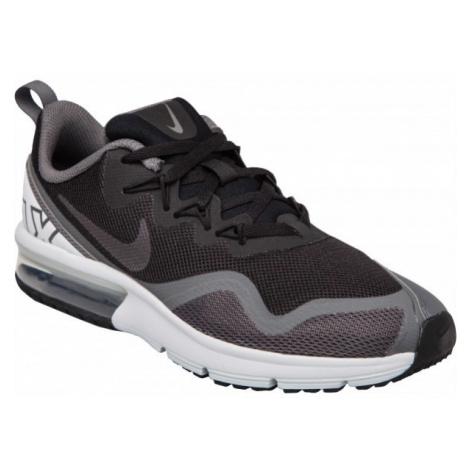 Nike AIR MAX FURY GS šedá - Chlapčenská bežecká obuv