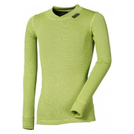 Progress MS NDRD svetlo zelená - Detské funkčné tričko