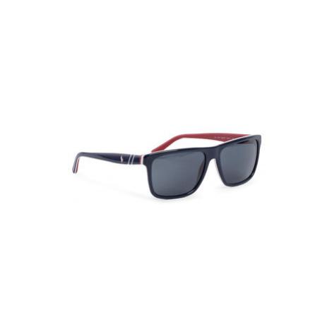 Polo Ralph Lauren Slnečné okuliare 0PH4153 566787 Tmavomodrá