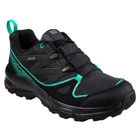 Salomon TONEO GTX W čierna - Dámska hikingová obuv