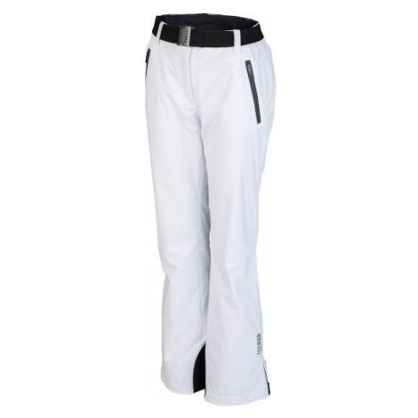 Colmar LADIES PANTS biela - Dámske lyžiarske nohavice