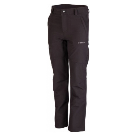Head ARREN čierna - Detské softshellové nohavice