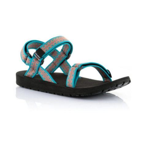 Sandále SOURCE Classic Women's Oriental Turquoise
