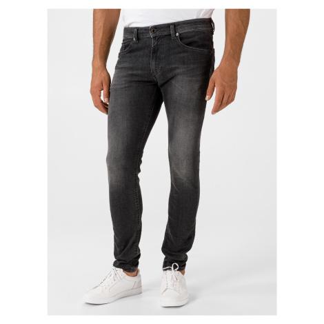 Thommer Jeans Diesel Čierna