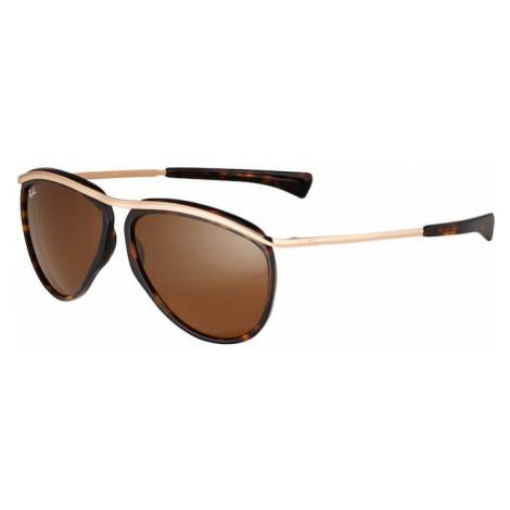 Ray-Ban Slnečné okuliare 'RB 2219 130933'  zlatá / hnedá