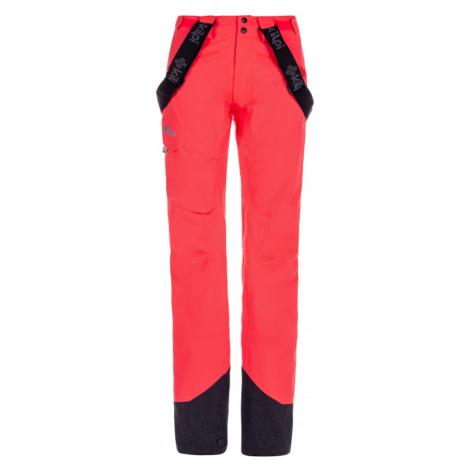 Women's membrane pants Lazzaro-w pink - Kilpi