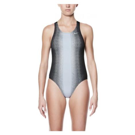 Nike FADE STING čierna - Dámske jednodielne plavky