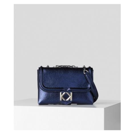 Kabelka Karl Lagerfeld Miss K Small Shoulderbag - Modrá