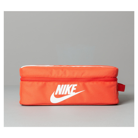 Nike Shoe Box Bag Orange/ Orange/ White